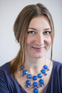 Porträtt Elina Du Rietz